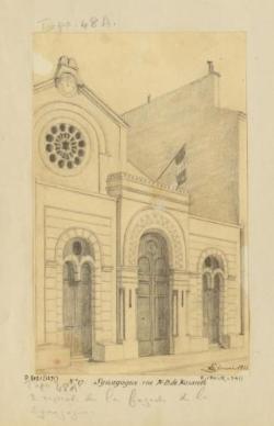 Synagogue de la rue de Nazareth